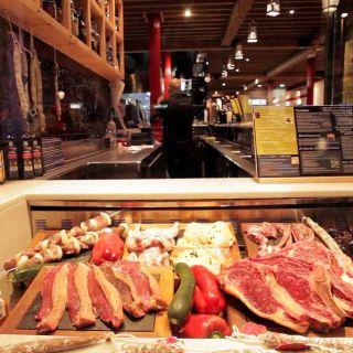 Una foto del restaurante Pura Brasa Rambla Catalunya 13