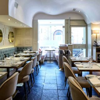 Restaurant Michael Nadra Chiswickの写真