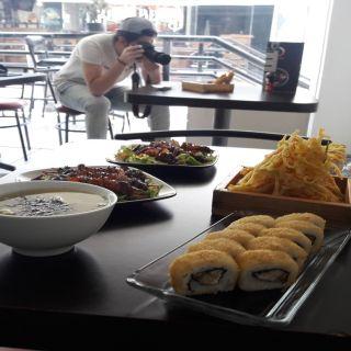 Una foto del restaurante Tamashi Sushi & Coffee