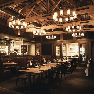 A photo of The Ranch Restaurant restaurant