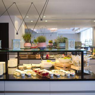 A photo of Le Meridien Frankfurt restaurant