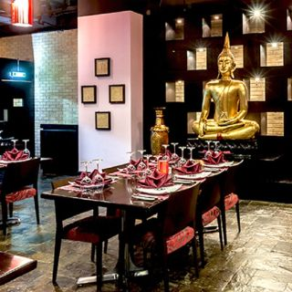 A photo of The Royal Budha - Holiday Inn Dubai - Al Barsha restaurant