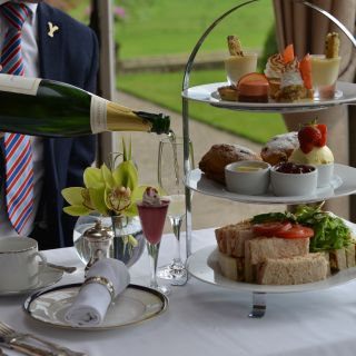 A photo of Afternoon Tea - Goldsborough Hall restaurant