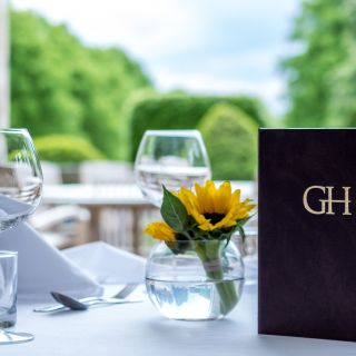 A photo of Lunch - Goldsborough Hall restaurant