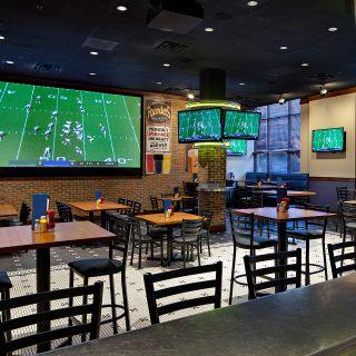 A photo of GP Sports restaurant