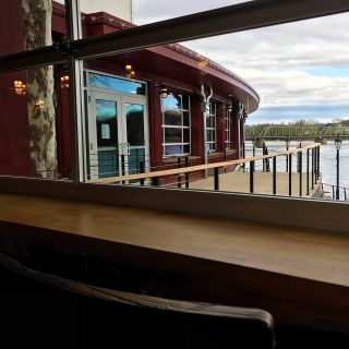 A photo of The Deck At The Bucks County Playhouse restaurant