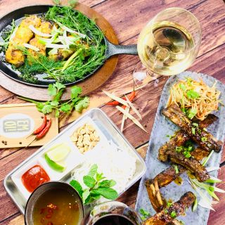 A photo of Em Oi Modern Vietnamese Cuisine restaurant