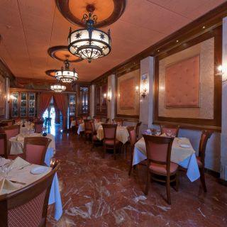 A photo of La Famiglia Ristorante restaurant