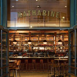 A photo of Katharine Brasserie & Bar restaurant