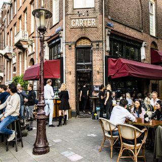 A photo of Carter restaurant