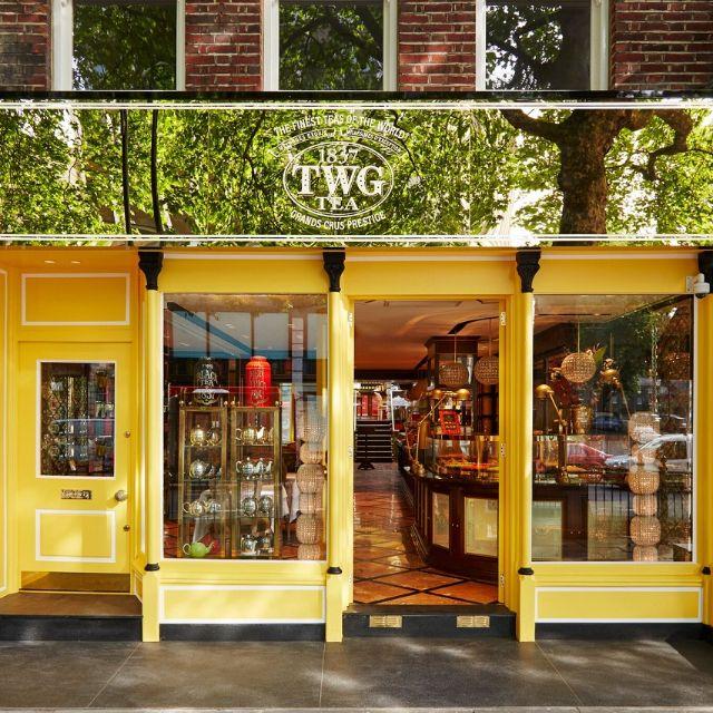 TWG Tea Knightsbridge, London