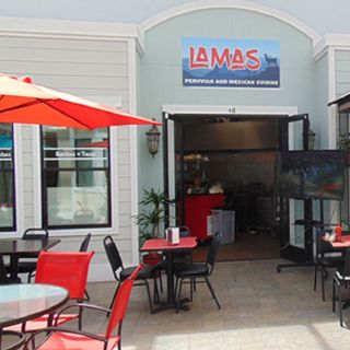 A photo of Lamas Peruvian and Mexican Cuisine restaurant
