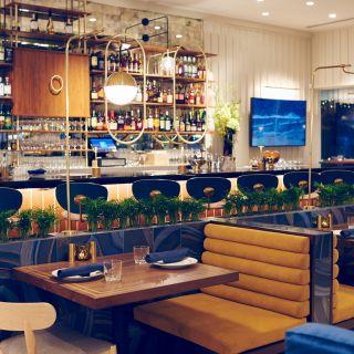 A photo of Bistro Jolie restaurant