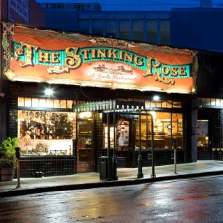 A photo of The Stinking Rose restaurant