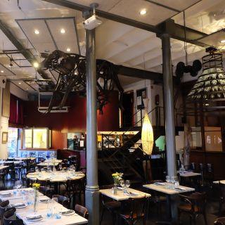 Una foto del restaurante El Foro