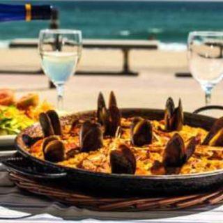 Una foto del restaurante L'Escamarlà  Restaurant