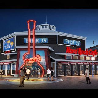Hard Rock Cafe - San Francisco