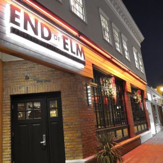 A photo of End of Elm restaurant