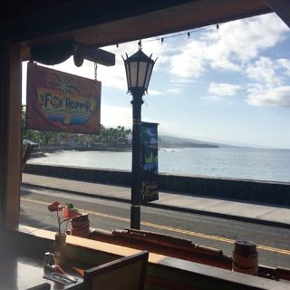 A photo of Fish Hopper - Kailua-Kona restaurant