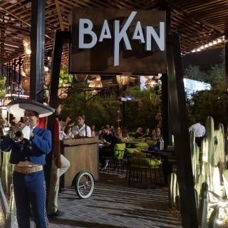 A photo of Bakan restaurant