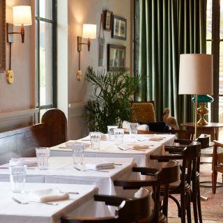 A photo of La Lucha restaurant