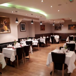 A photo of Shahins Indian Cuisine restaurant