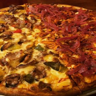 Una foto del restaurante Rapsodia Pizzas Tulyehualco