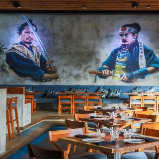 Una foto del restaurante Clandestino