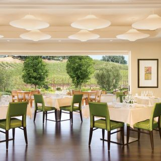 A photo of The Restaurant at JUSTIN Vineyards & Winery restaurant