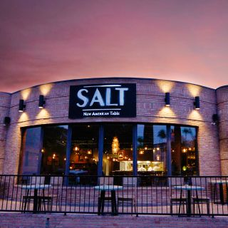A photo of SALT restaurant