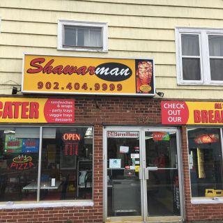 Shawarman Pizza and Subs