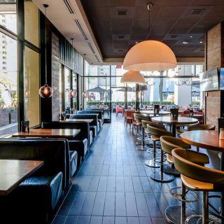 A photo of Joey Burrard restaurant