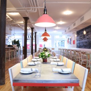 A photo of Seamore's-Dumbo restaurant