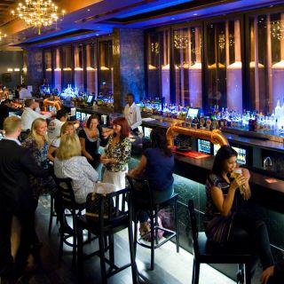 A photo of Stills Restaurant & Bar - Crowne Plaza Hotel Yas Island restaurant