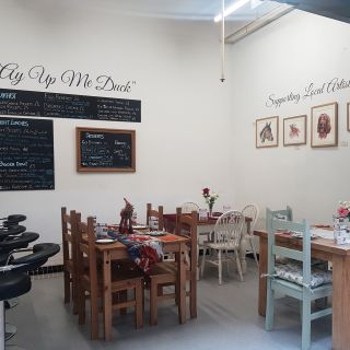 A photo of Derby Pyclet Parlour restaurant