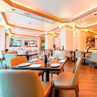 A photo of Villa Azur restaurant
