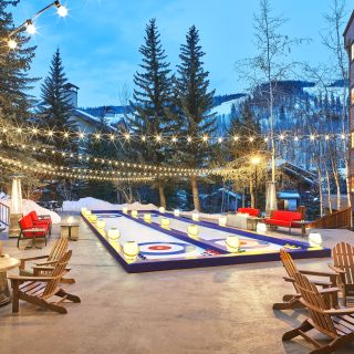 A photo of Vail Marriott Curling and Cocktails restaurant