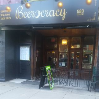 A photo of Beerocracy restaurant