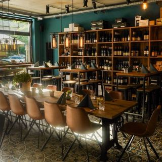A photo of Brisgavi restaurant