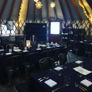A photo of Savoury Kitchen at the Colony Yurt restaurant