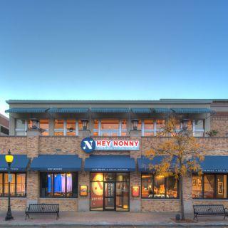 A photo of Hey Nonny restaurant