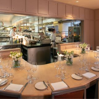 A photo of Chef's Table at The Gilbert Scott restaurant