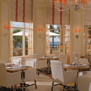 A photo of Temple Orange - Eau Palm Beach Resort & Spa restaurant
