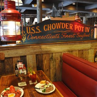 A photo of Chowder Pot IV restaurant