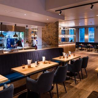 A photo of Brigade Bar & Kitchen restaurant