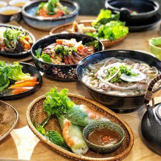A photo of Com Vietnamese restaurant