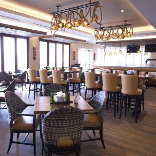 A photo of A&O Kitchen + Bar restaurant