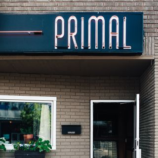 A photo of Primal restaurant