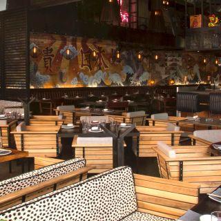 Una foto del restaurante Pubbelly Sushi - Ciudad de México