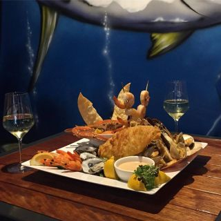 A photo of Yellowfin Seafood and Grill - Brisbane restaurant